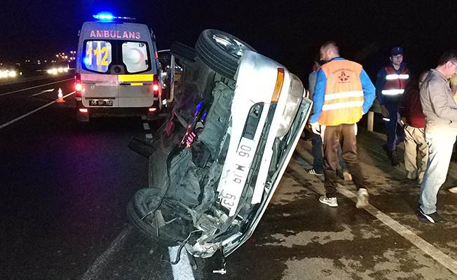 Samsun'da Korkunç Kaza! 140 Metre Sürüklendi: 3 Yaralı