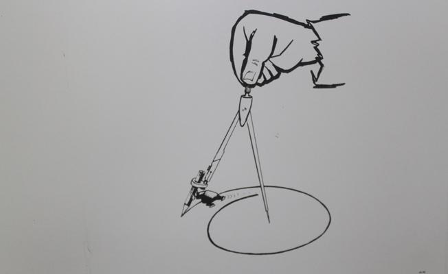 Samsunlu Ünlü Karikatüristin Eserleri Bu Sergide