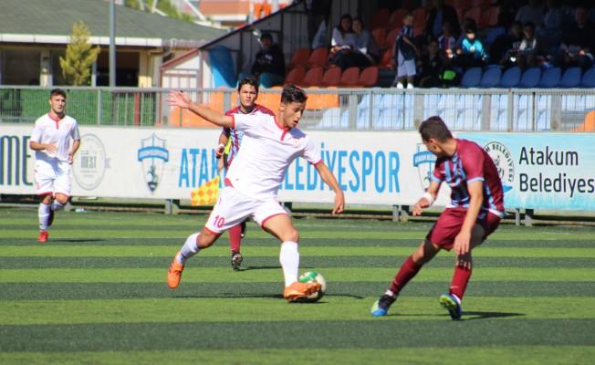 Samsunspor Ofspor`u Oflattı! 7-0