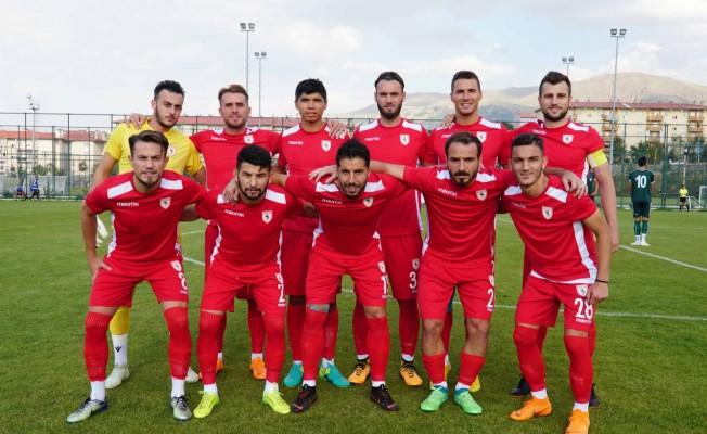 Samsunspor Selçukluyu İkiledi 2-0