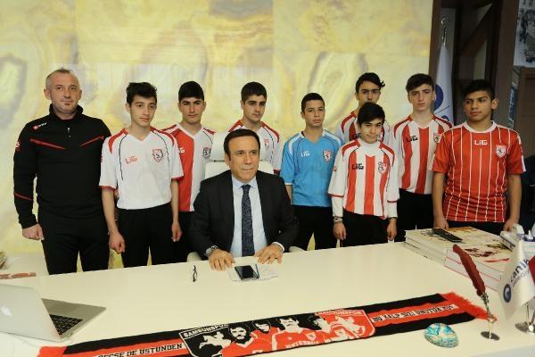 Samsunspor'un futbol şehitleri anısına anıt yapılacak