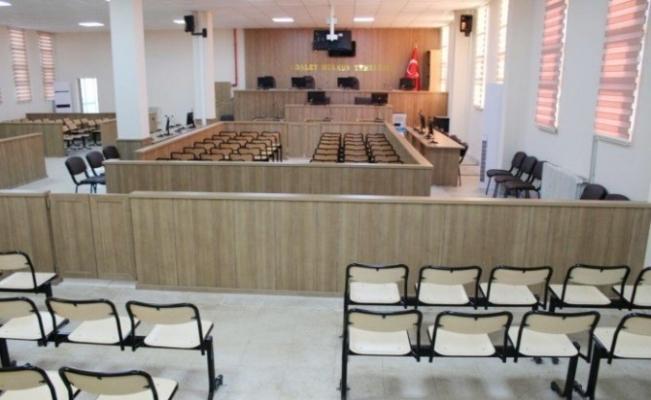 Şanlıurfa'da FETÖ/PDY soruşturmaları için 250 kişilik duruşma salonu yapıldı