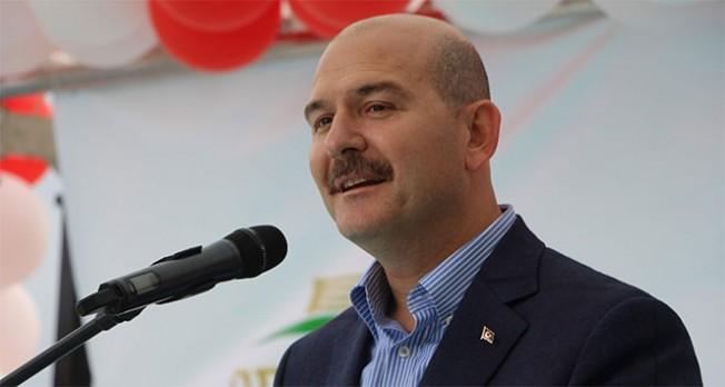Soylu Türkiye`deki terörist sayısını açıkladı