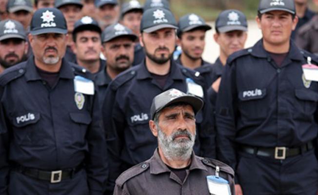 Suriyeli Polisler Göreve Hazır!