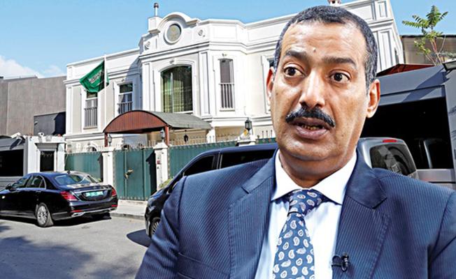 Suudi Arabistan Başkonsolosu Görevden Alındı