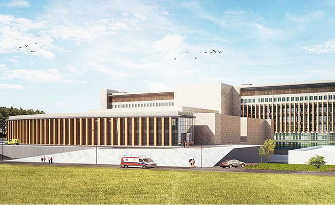 Tekkeköy Devlet Hastanesi İçin Start Verildi!