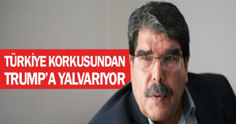 Teröristbaşı Salih Müslim'in Türkiye korkusu