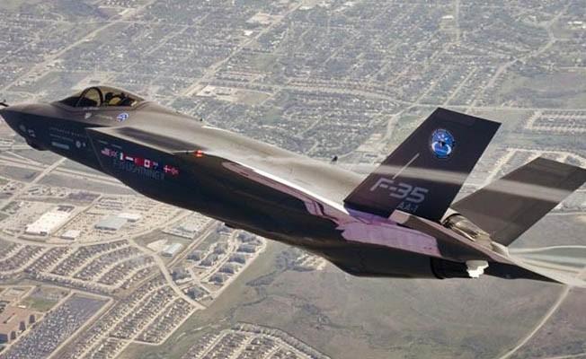 Teslimat Durursa F-35`ler Çöker