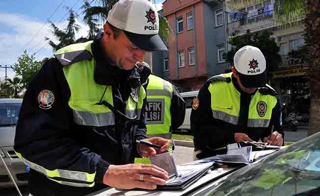 Trafik Para Cezaları Azalıyor