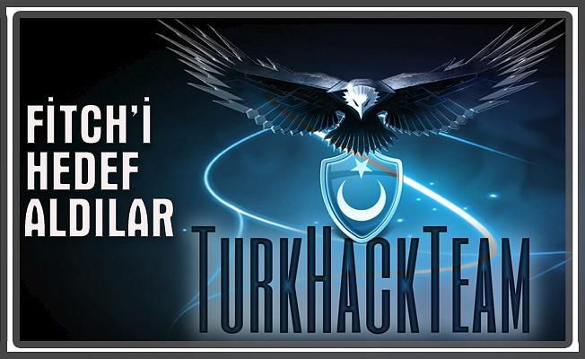 Türk hackerlar kredi derecelendirme kuruluşu Fitch'i hedef aldı