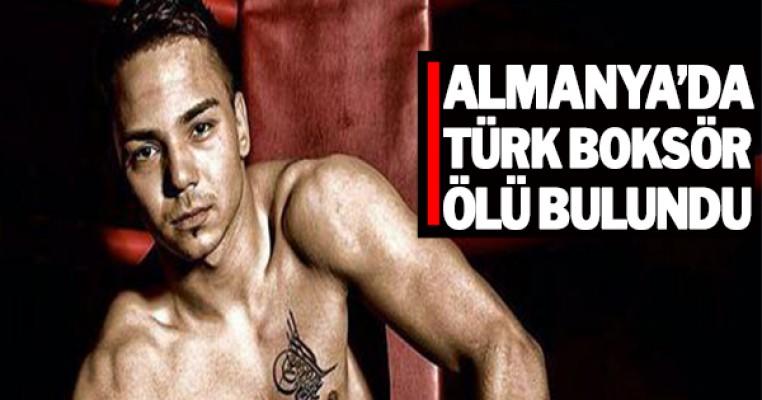Türk boksör ölü bulundu