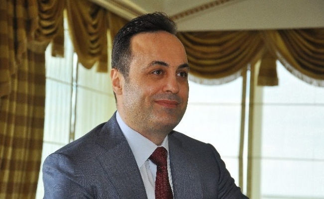 """Türk iş adamı Ahmet Reyiz Yılmaz'dan İsrail'in Türkiye Büyükelçisi'ne """"İni"""