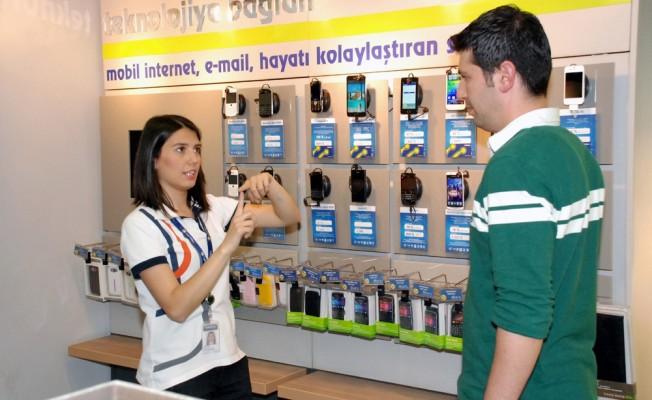 Turkcell Samsun'da işaret diliyle konuşacak
