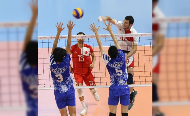 Türkiye: 3 - Japonya: 0