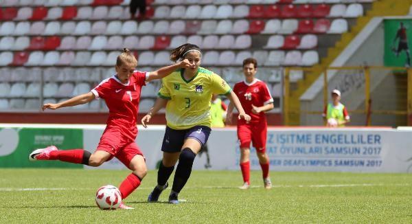 Türkiye-Brezilya: 1-4