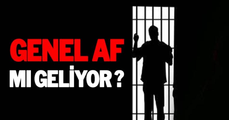 Türkiye`de geniş çaplı af ilan edilecek insanlar hapisten çıkacak!