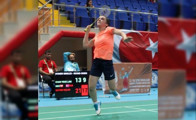 Türkiye İşitme Engelliler Badminton Milli Takımı telafi peşinde