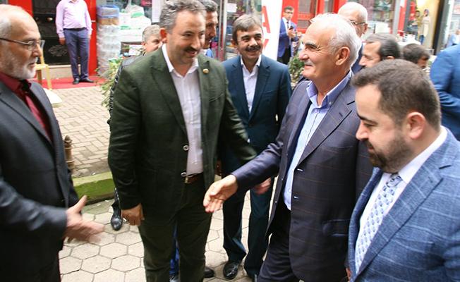 """""""Türkiye`nin İlacı İstikrardır"""""""