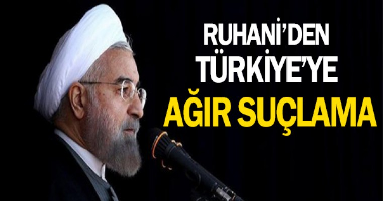 Türkiye`ye ağır suçlama!
