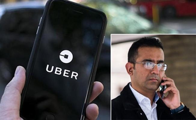 UBER Şoförü Tecavüz Ettiği Kadınla SelfieÇekti