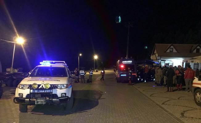 Uludağ`da 9 yaşındaki çocuk kayboldu