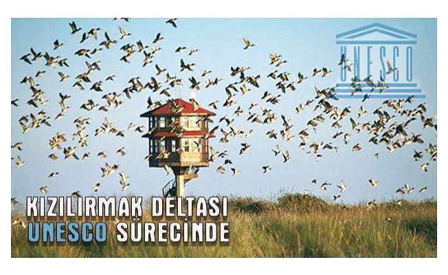 UNESCO sürecinde Kızılırmak Deltası