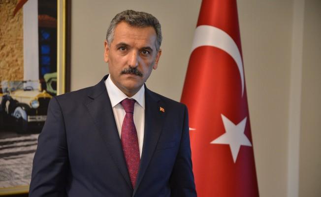 Vali Osman Kaymak`ın 30 Ağustos Mesajı