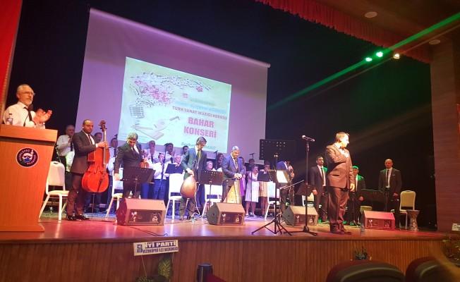 Vezirköprü'de Bahar Konseri