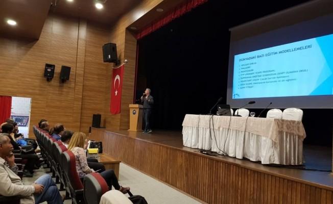 """Vezirköprü'de """"STEM""""den Disiplinler Arası Öğrenim Yaklaşımı"""