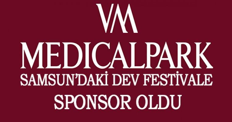 VM Medical Park'tan sponsorluk anlaşması