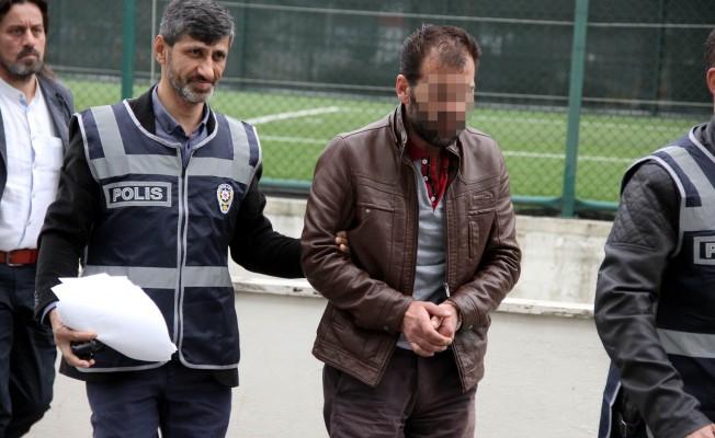 Yaralamadan 3 Yıl Cezası Bulunan Şahıs Tutuklandı