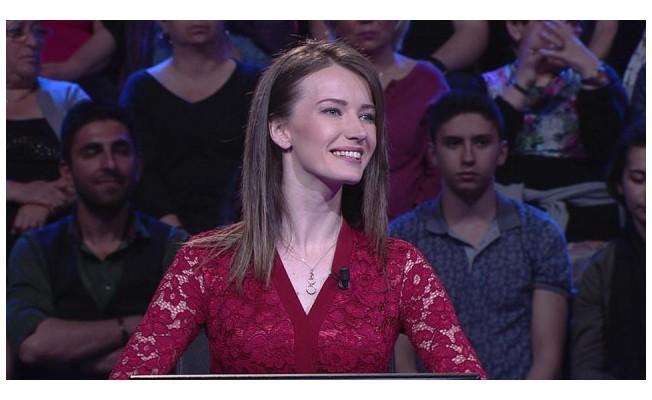 Yarışmacı, Aldığı Ödülle Şaşırttı