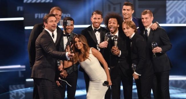 Yılın en iyi futbolcusu Cristiano Ronaldo