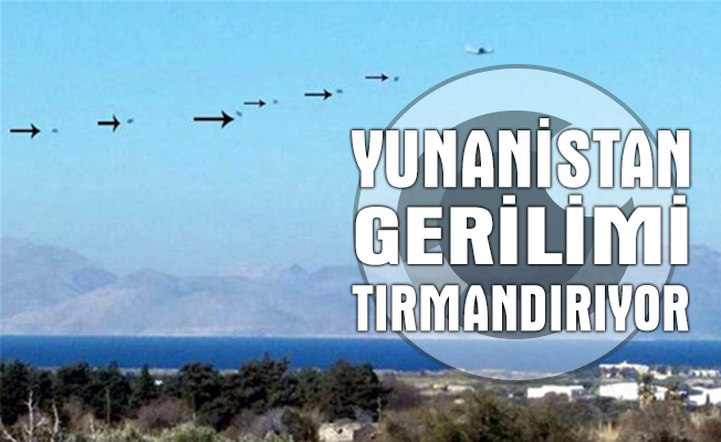 Yunanistan ateşle oynuyor! Özel birlikler adaya indi