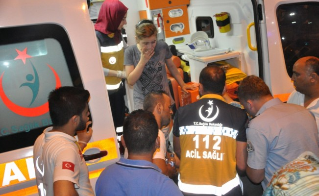 Zonguldak`ta trafik kazası: 5 yaralı
