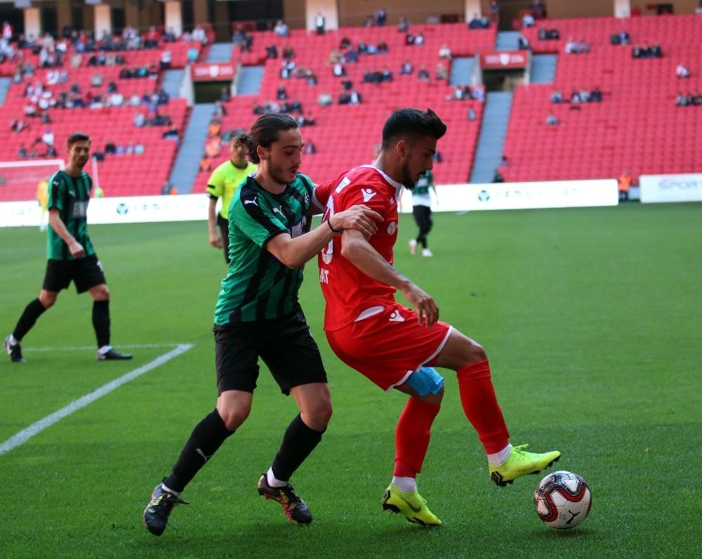 TFF 2. Lig: Yılport Samsunspor: 3 - Sakaryaspor: 0