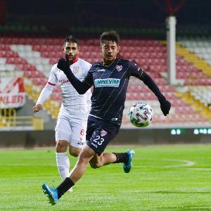 TFF 1. Lig: Boluspor 0 - Samsunspor 2