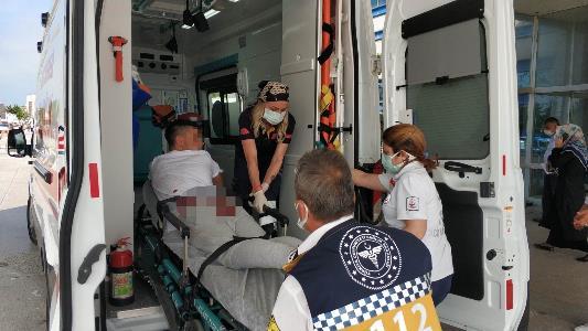 Samsun'da gençlerin bıçaklı kavgasında 3 kişi yaralandı
