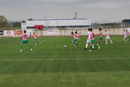3. Lig: Çarşambaspor: 0 - Isparta Davrazspor : 1