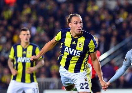 UEFA Avrupa Ligi: Fenerbahçe: 2 - Anderlecht: 0