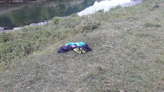 Serinlemek için Kızılırmak'a giren çocuk boğuldu