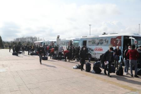 Başkan Demirtaş'tan Mehmetçiklere jest