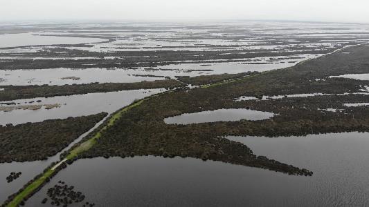Kızılırmak Deltası eski haline döndü