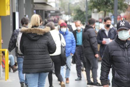 Samsun'da vakalar yüzde 15 arttı, tabipler odası 'tam kapanma' istedi
