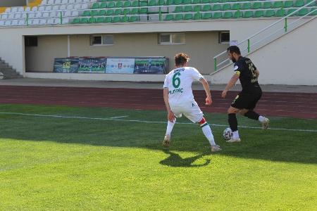 3 Lig: Çarşambaspor: 0 - Osmaniyespor: 2