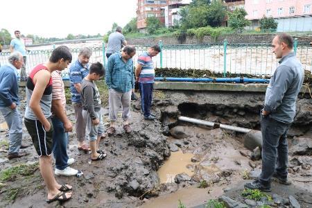 Salıpazarı Belediye Başkanı Akgül: '1 ölü, 1 kayıp var'