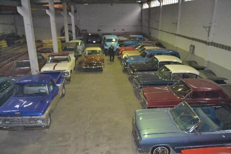 Müze Gibi Fabrika