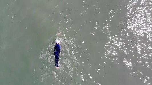 Cumhuriyet'in 100. yılı için 6 kıtada kulaç atarak 2023 kilometre yüzecek