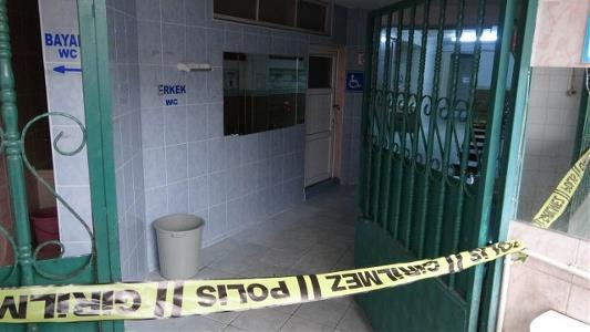 Samsun'da cami tuvaletinde cansız bedeni bulundu