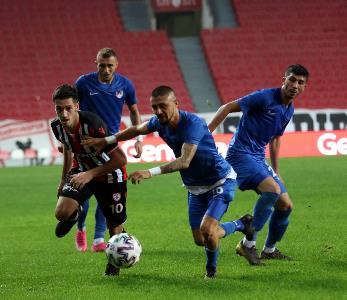 TFF 1 Lig: Samsunspor: 4 - Ankara Keçiörengücü: 2